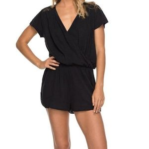 NWT Roxy salty romper jumpsuit dress